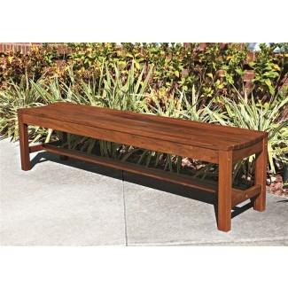 Muebles de exterior de madera Ipe - Muebles de patio Ipe ...