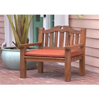 Muebles de madera para exteriores de Boonedocks Trading Company