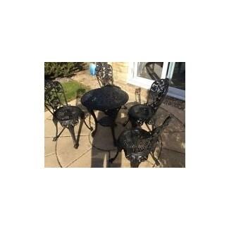 Hierro fundido | Venta de muebles de exterior y jardín -