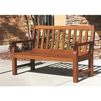 Muebles de exterior de madera Ipe - Muebles de exterior Ipe para patio ...