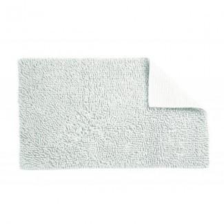 Alfombra de baño de algodón blanco - Croydex