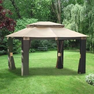 Vientos de jardín Canopy de recambio superior y lateral ...
