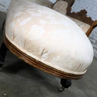 Sofá desmayante tumbona victoriana Eastlake Récamier ...
