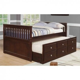 Full Trundle Bed -