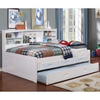 Dormitorio: Increíble diván de tamaño completo con nido para dormitorio   <p>Dormitorio: Increíble sofá cama de tamaño completo con nido para dormitorio </p> </p></div> </p></div> <div class=