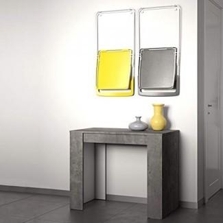 Mesa consola extensible elástica