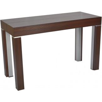 ELEGANT - Mesa de consola que se expande a la mesa de comedor ...