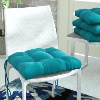 Cojín de silla de comedor interior (juego de 4)