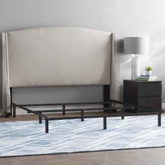 Marco de cama de metal de Wayfair Basics