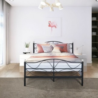 Marco de cama de plataforma Tore