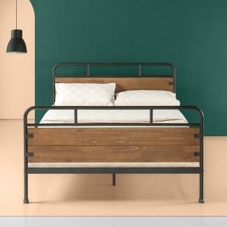 Marco de cama de Vosburgh