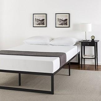 Zinus Estructura de cama de plataforma inteligente Quick Lock de 14 pulgadas / Base de colchón / Base de colchón / No se necesita somier [19659010] Zinus Marco de cama de plataforma inteligente de bloqueo rápido de 14 pulgadas / Base de colchón / No se necesita somier </div> </p></div> <div class=