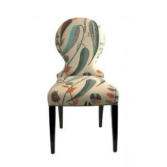 Volver atrás   Spoon Backed Dining Chair