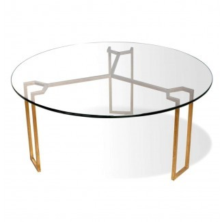 Mesas de café circulares Best of Glass 2019