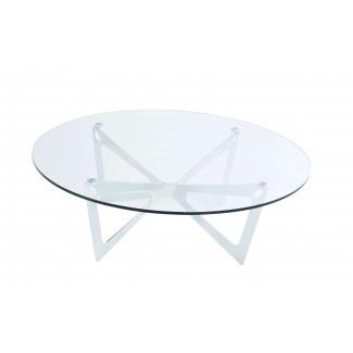 Mesas de café circulares Best of Glass 2018