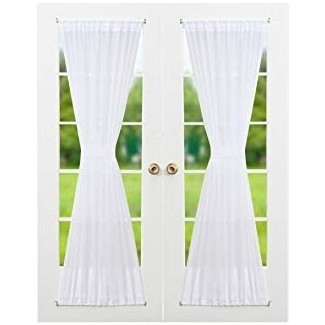 barras de cortina puertas francesas | Cortina