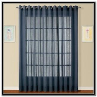 Barras de cortina de puerta francesa Walmart - Persianas y cortinas ...