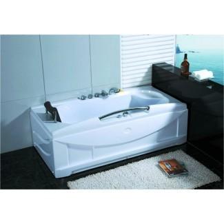 Revisión de spa de bañera de hidromasaje para una persona