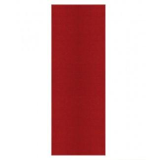 Barrera Custom antideslizante con respaldo de goma Red Area Alfombra