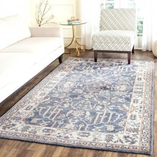¿Se puede poner alfombras de goma con respaldo en la alfombra - Alfombra