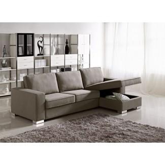 Seccionales del tamaño del apartamento | HomesFeed