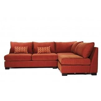 12 ideas de sofás y seccionales del tamaño del apartamento