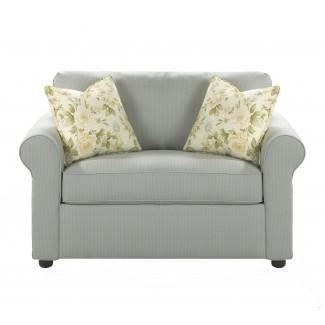 Klaussner Brighton Dreamquest Chair y Half Sleeper ...