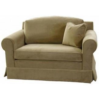 silla y media cama