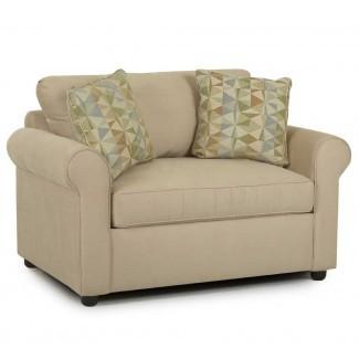 Klaussner Brighton Dreamquest Chair and Half Sleeper ...