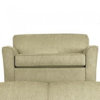 Los mejores muebles para el hogar Dinah CHAIR & A MEDIA W / TWIN SLEEPER