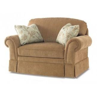 silla y media funda reclinable