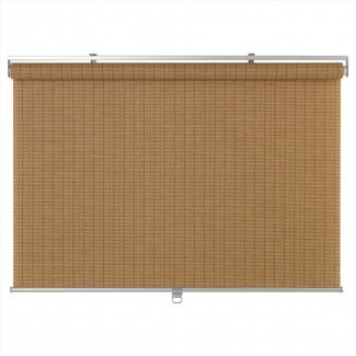 Exterior Bamboo Roll Up Shades Canadá. shades cool outdoor ...
