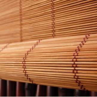 Sombras: maravillosa sombra de bambú para exteriores Outdoor Bamboo ...