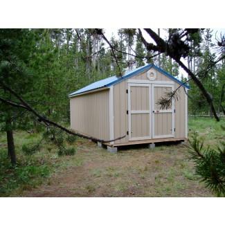 Idaho Wood cobertizos y tiendas | Construido para durar.