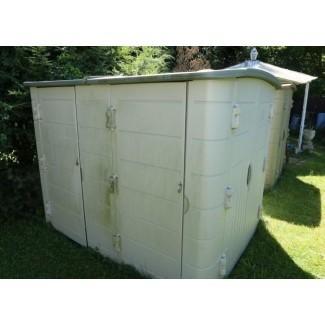 Pensando en cobertizo de almacenamiento exterior |