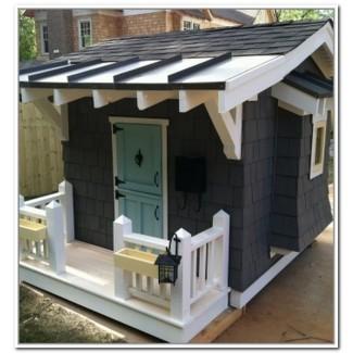 Pensando en el cobertizo de almacenamiento exterior | Ideas de diseño para el hogar