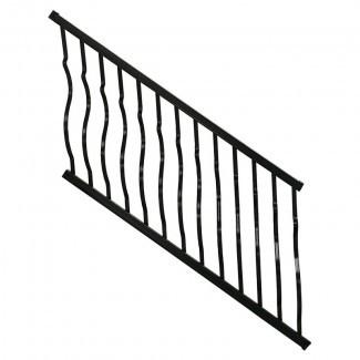 Barandilla de escalera de balaustre