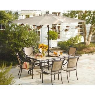 Fundas para muebles de patio Hampton Bay ...