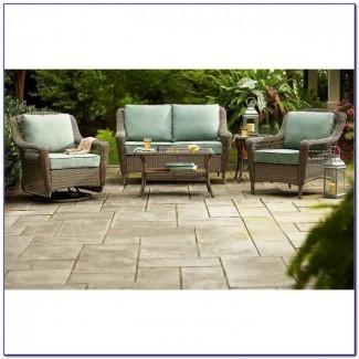 Sillas de patio de mimbre Hampton Bay - Patios: decoración del hogar [19659010] Sillas de patio de mimbre Hampton Bay - Patios: decoración del hogar ... </div> </p></div> <div class=