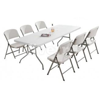 """Juego de mesa para banquetes comerciales de 30 """""""