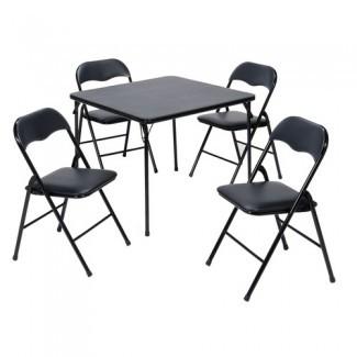 mesa y sillas de juego meijer