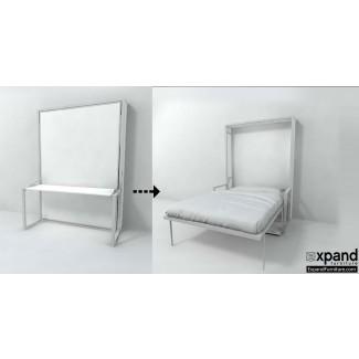 Compatto - Escritorio independiente de cama Murphy | Expand Furniture