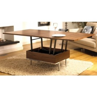 Mesa de centro excelente plegable Mesa de café plegable ...