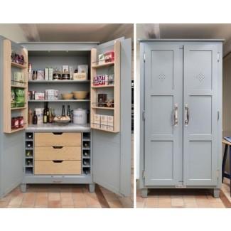 Gabinetes de soporte de cocina solos - Imagen para usted