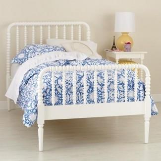 Tierra de Nod Jenny Lind Twin Bed   Look de decoración