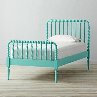 Twin Jenny Lind Azure Bed   La tierra de Nod