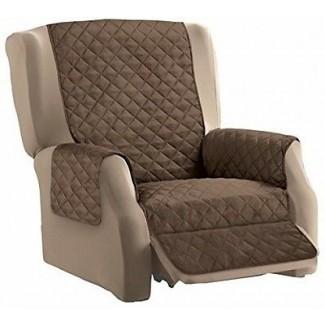 Silla Piqué con muebles elásticos en forma reclinable Lazy Boy ...