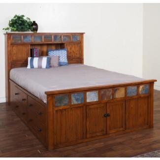 Dormitorio. Diseños interesantes de la cama de los capitanes de la reina para Clever ...