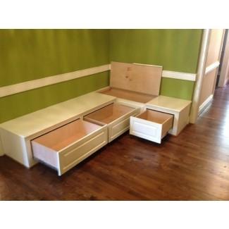 21 juegos de muebles de rincón para desayunar de esquina que ahorran espacio ...