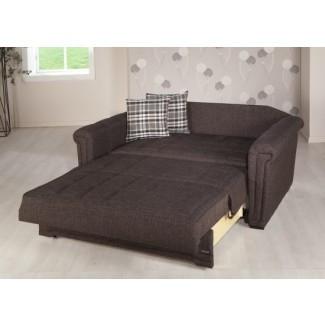 Sofá cama doble opción elegante para espacios pequeños - cama